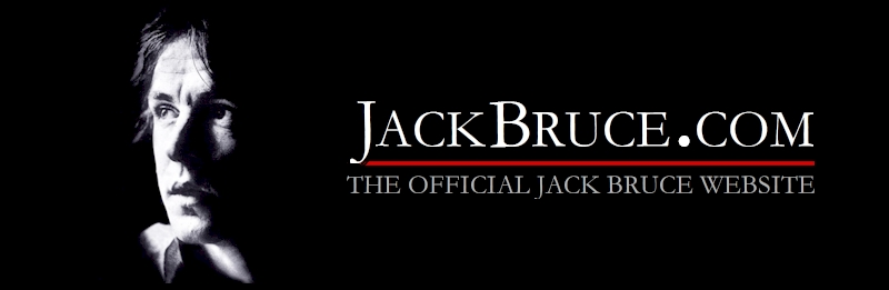 Welcome to JackBruce.com